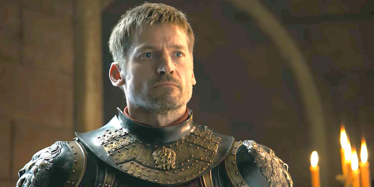 Nikolaj Coster-Waldau as Jaime Lannister in 'Game of Thrones' Season 7