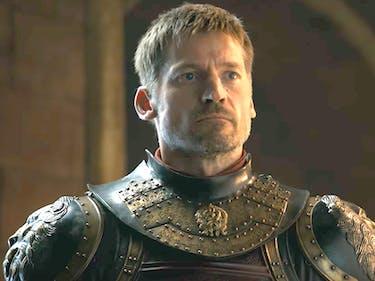 Nikolaj Coster-Waldau as Jaime Lannister in 'Game of Thrones' Season 7