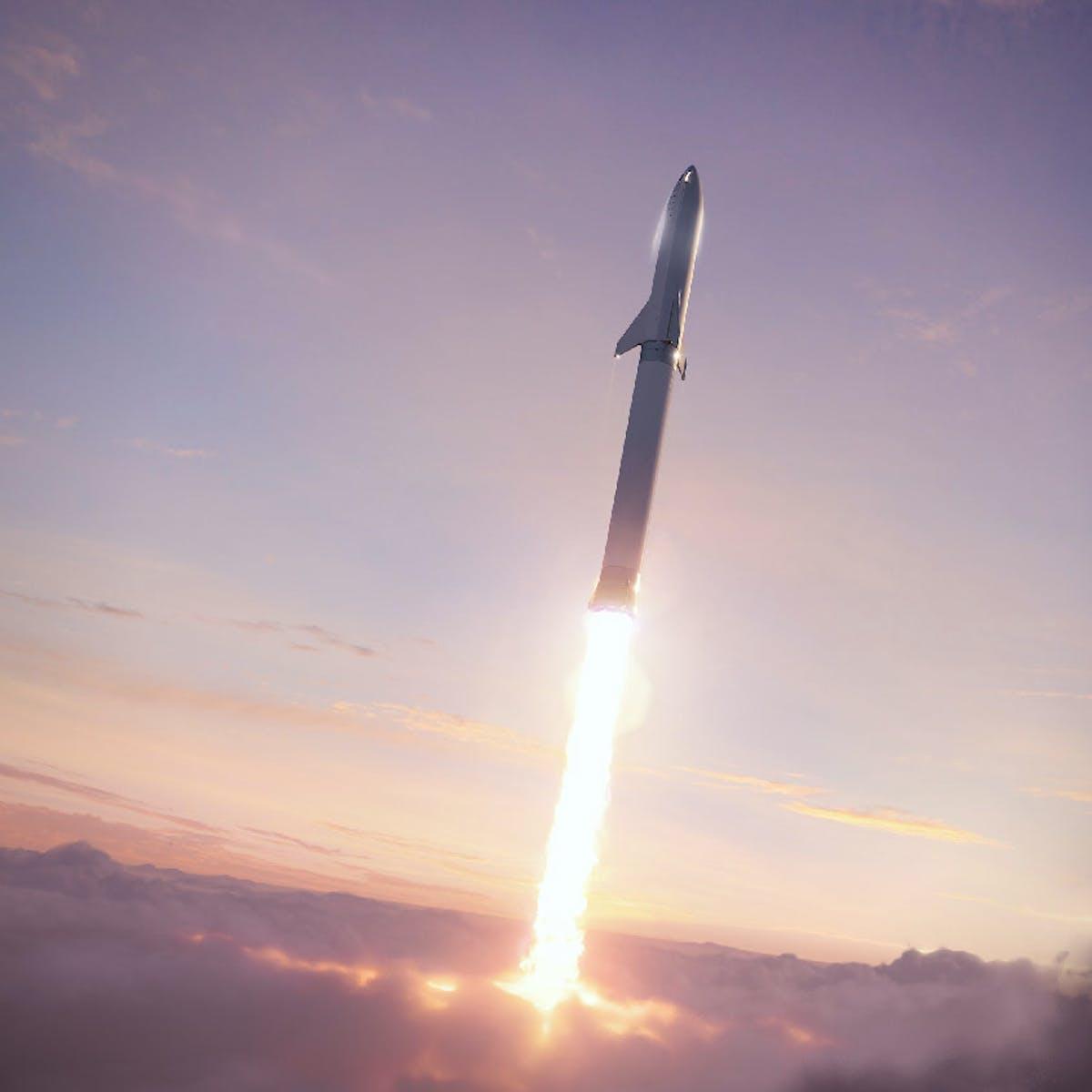 SpaceX: How Elon Musk wants to reach zero-carbon rocket flights