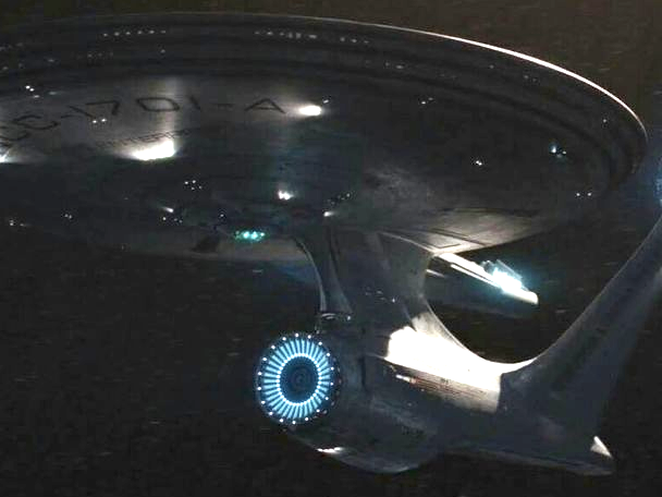 Starfleet Cannibalized Another Ship to Build the Enterprise-A