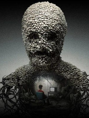 Jawbone on 'Channel Zero: Candle Cove'