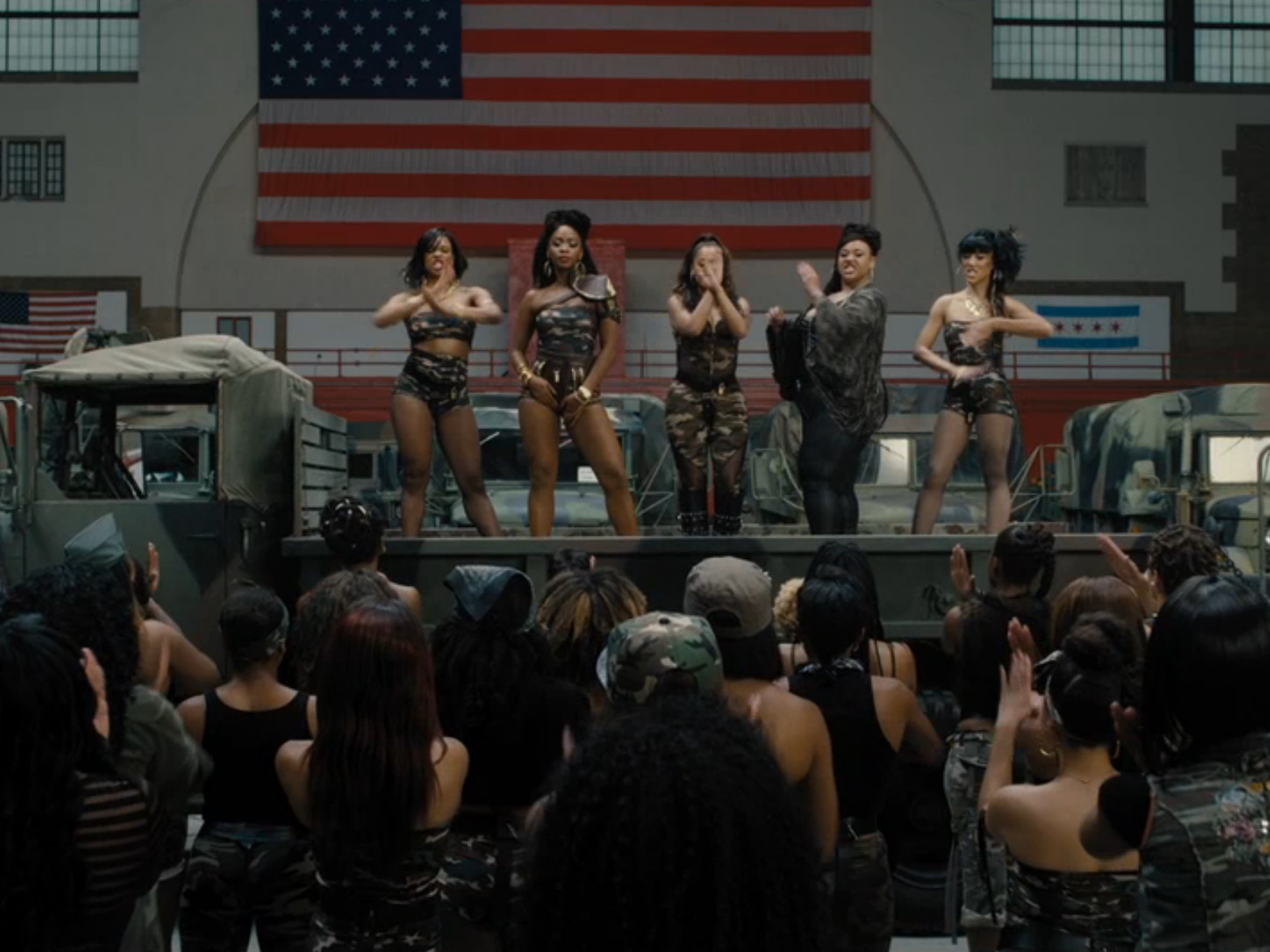 The New Trailer for Spike Lee's 'Chiraq' Promises Luhrmann-esque Madness