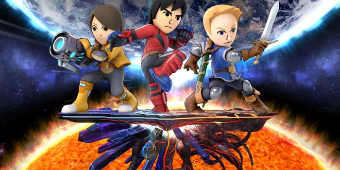 smash ultimate how to unlock mii fighters