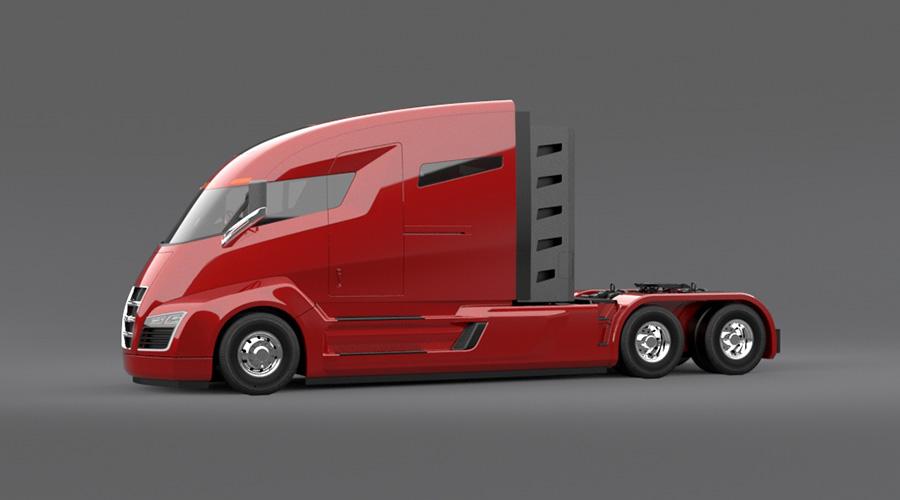 Tesla Semi Rival Nikola Motors Says Electric Truck Will Be Very Bad Inverse