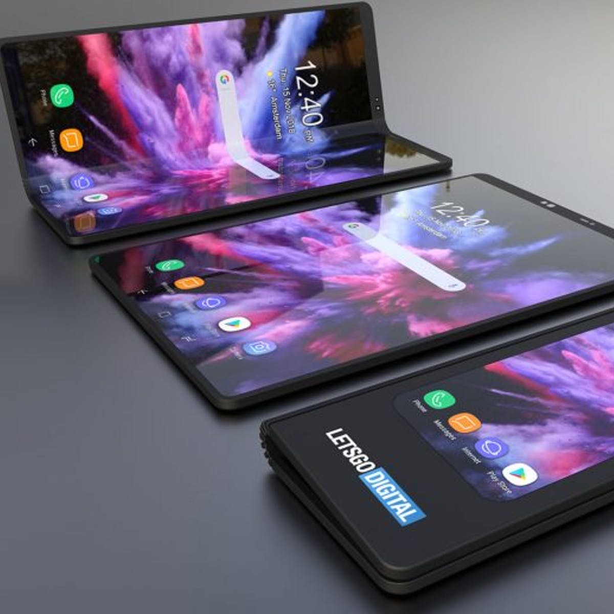 Will Foldable Phones Launch at CES 2019? Here Are the Companies to