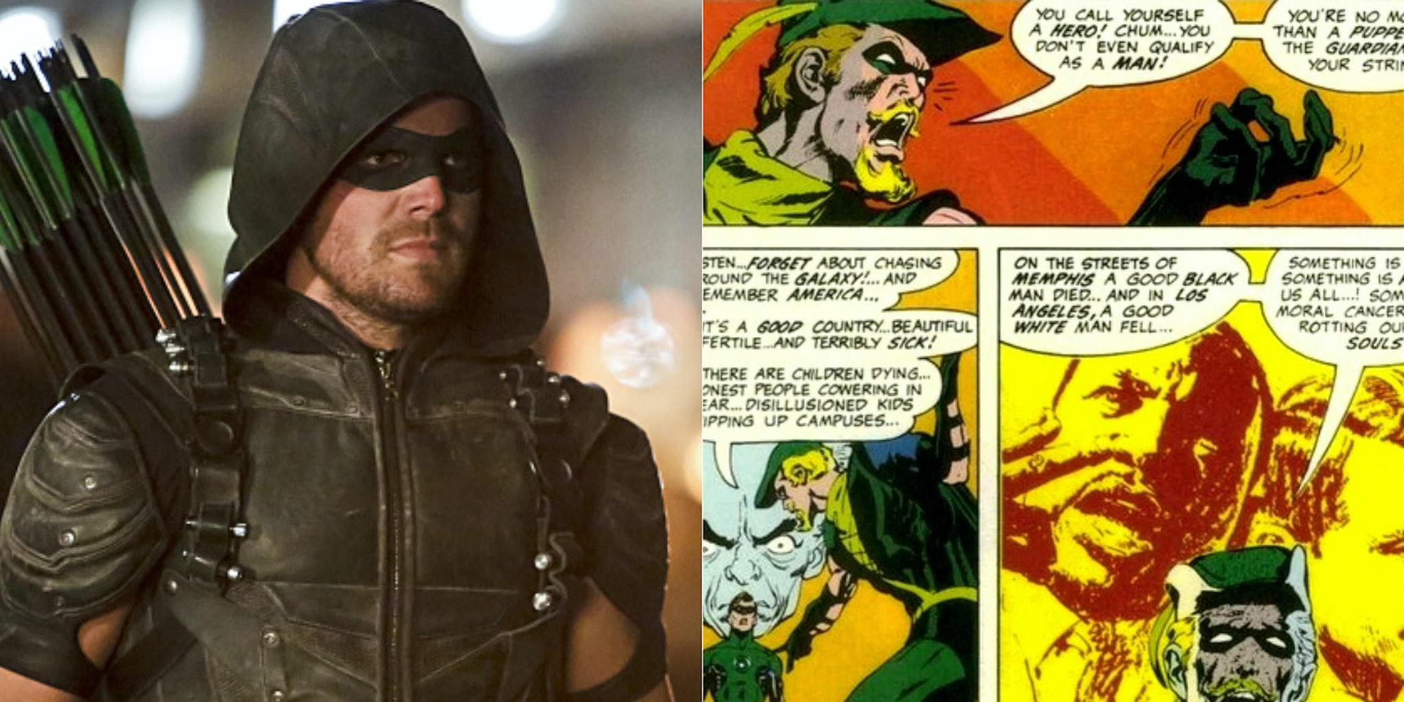 'Arrow' Should Matter, But It Doesn't