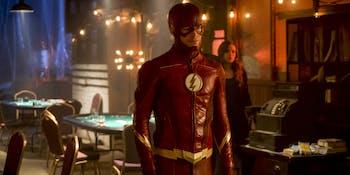 'The Flash' Season 4 Costume