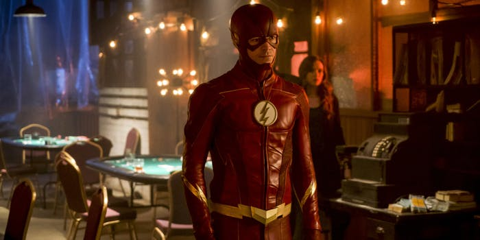 'The Flash' Season 4 Costume