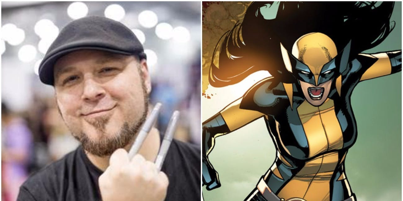 Tom Taylor and Marvel's All-New Wolverine