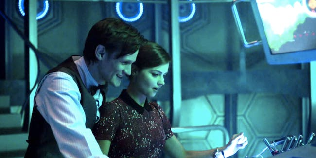 Clara might fly her diner-TARDIS back to 'Doctor Who' in time to say goodbye to the 12th Doctor.