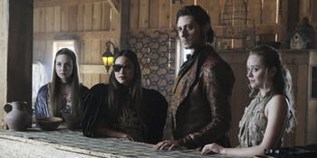'The Magicians' went to new romantic territories at the end of Season 3.