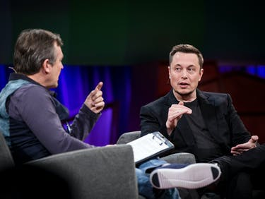 Elon Musk's 13 Best Quotes From His Futuristic TED Talk