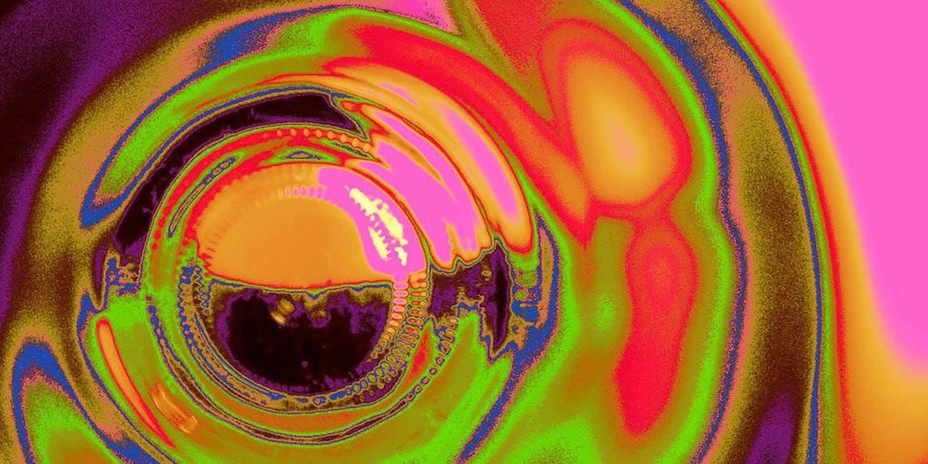 LSD mircrodosing