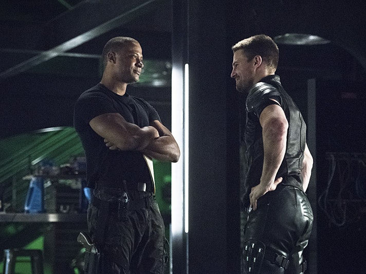 John Diggle is the Real Hero of 'Arrow'