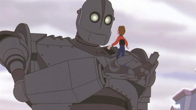 'The Iron Giant' is a classic you need to see.