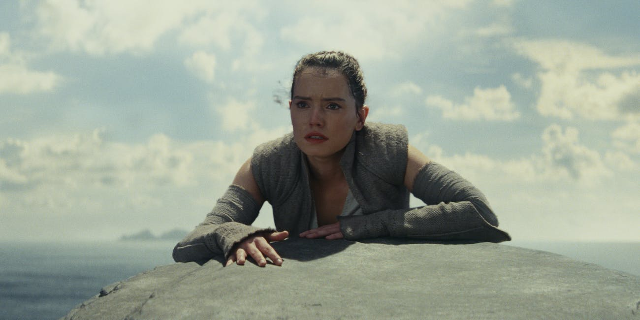 Star Wars The Last Jedi Daisy Ridley