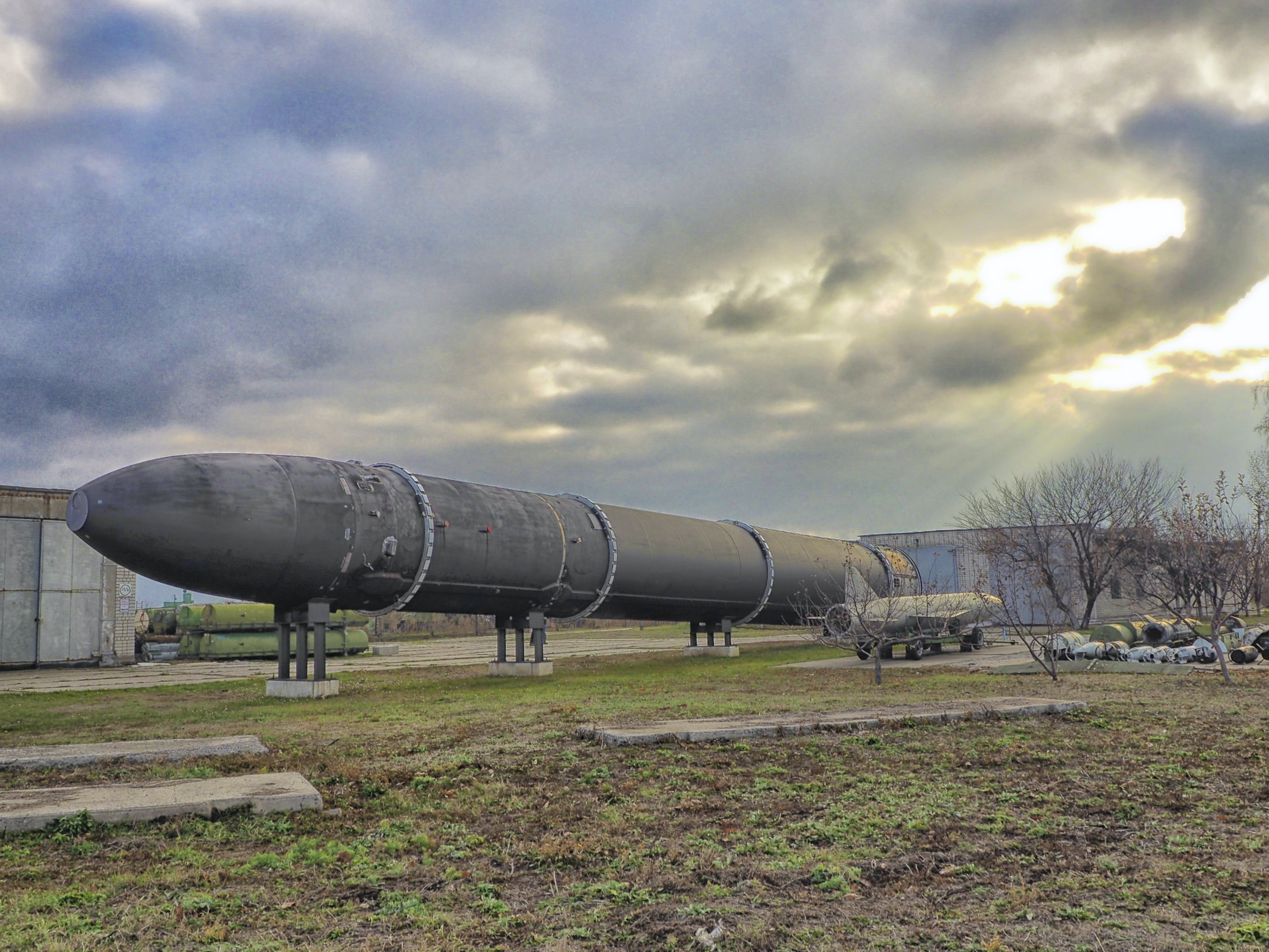 Russia's 'Satan 2' Nuclear Weapon Could Blow Up Texas