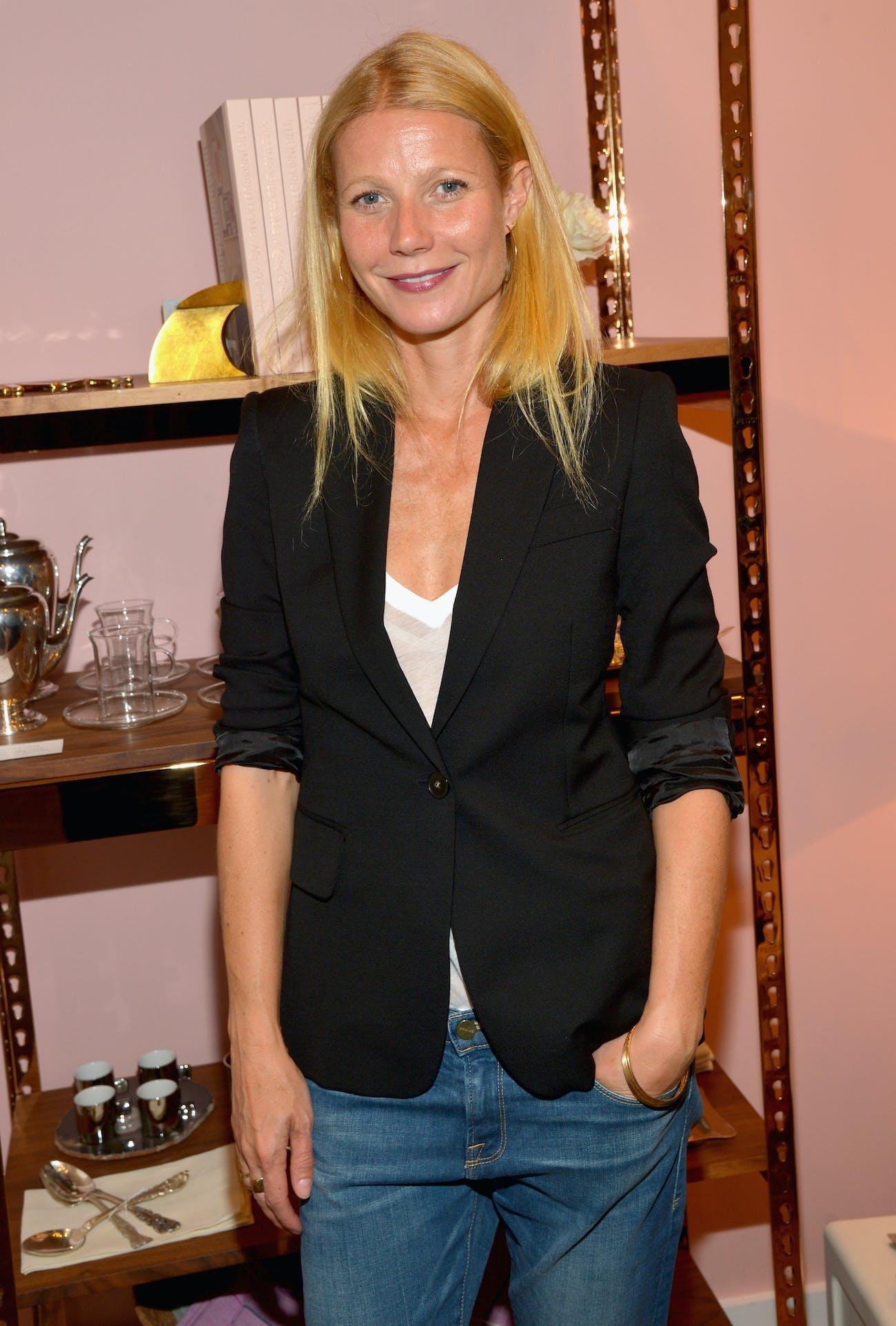 gwyneth paltrow goop pop-up shop