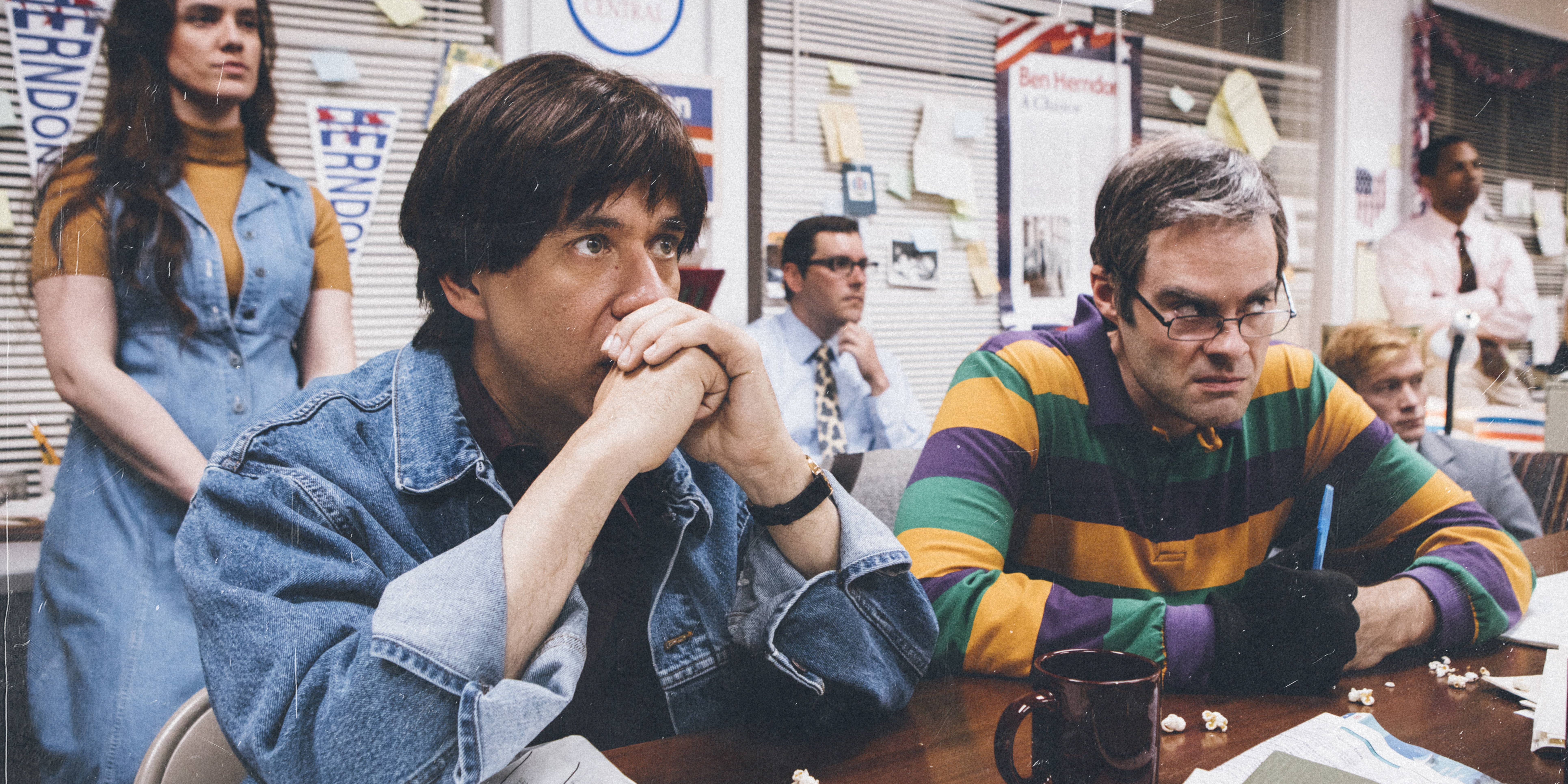 Fred Armisen and Bill Hader in 'Documentary Now'