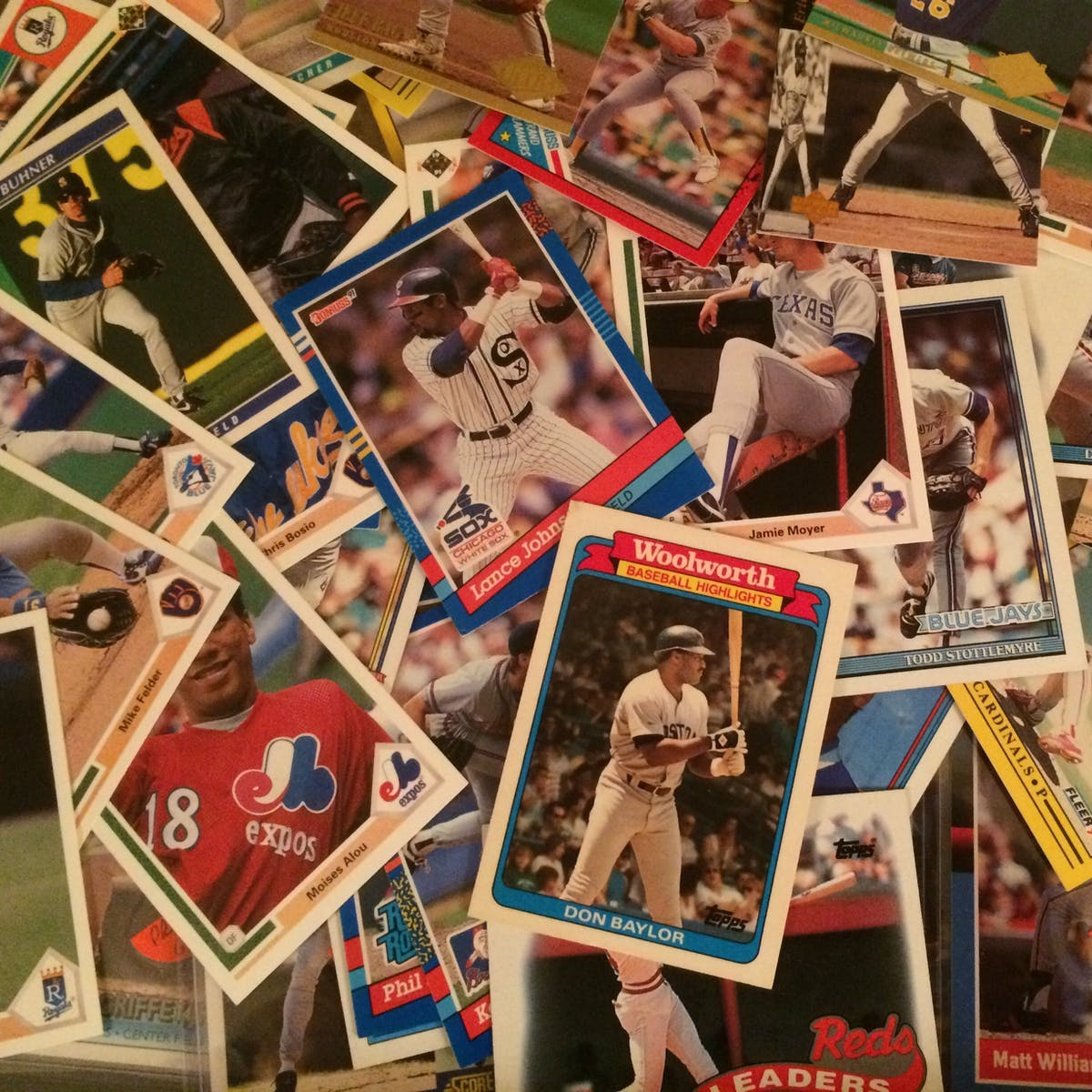 What the Hell Should I Do With My Massive Baseball Card