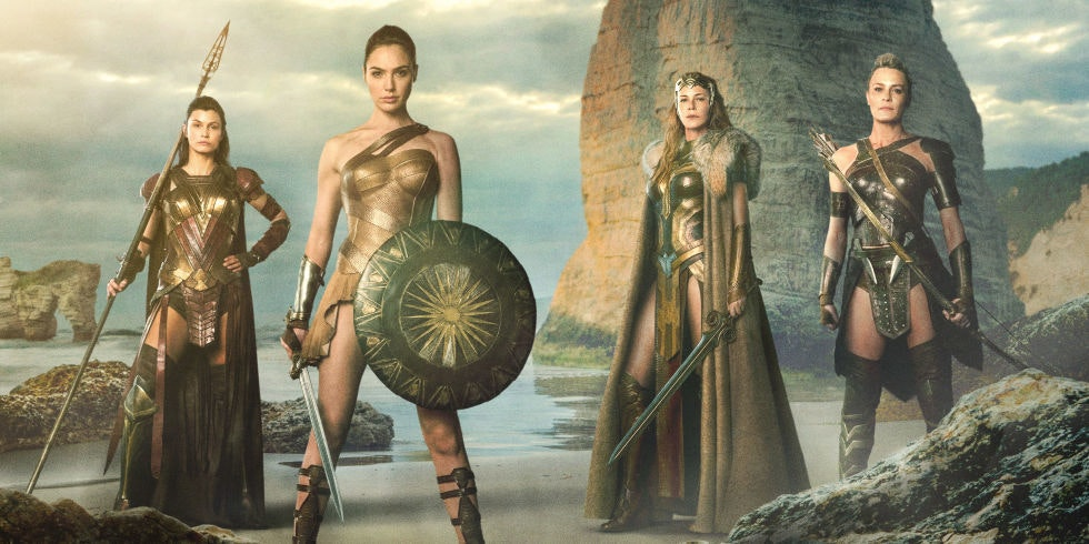 'Wonder Woman' Fan Theory Says Antiope Died to Keep a Secret