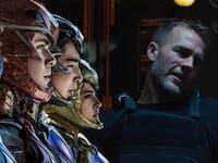 Power Rangers James Van Der Beek