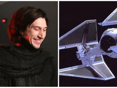 Kylo Ren's 'Last Jedi' TIE Fighter Will Probably Look Like This