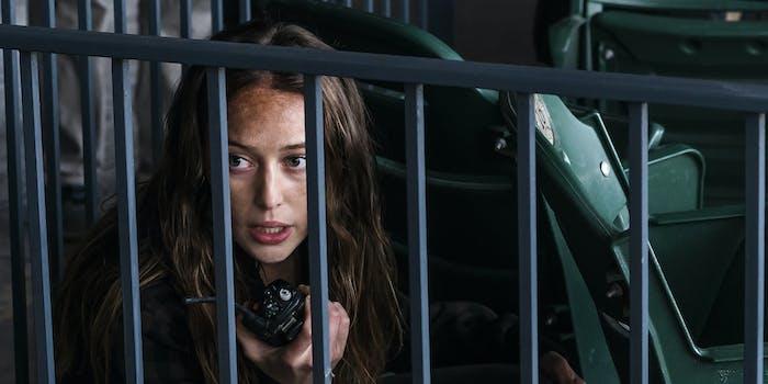 Fear the Walking Dead Alycia Debnam-Carey