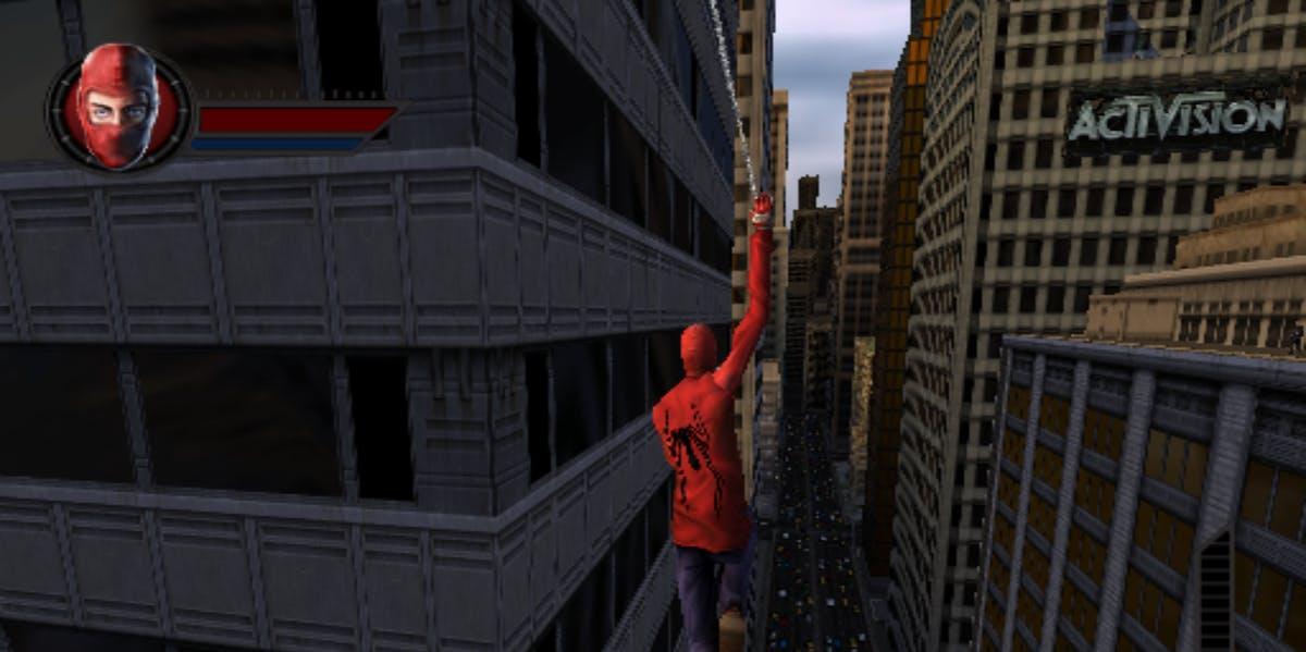 Spider-Man: The Movie Videogame