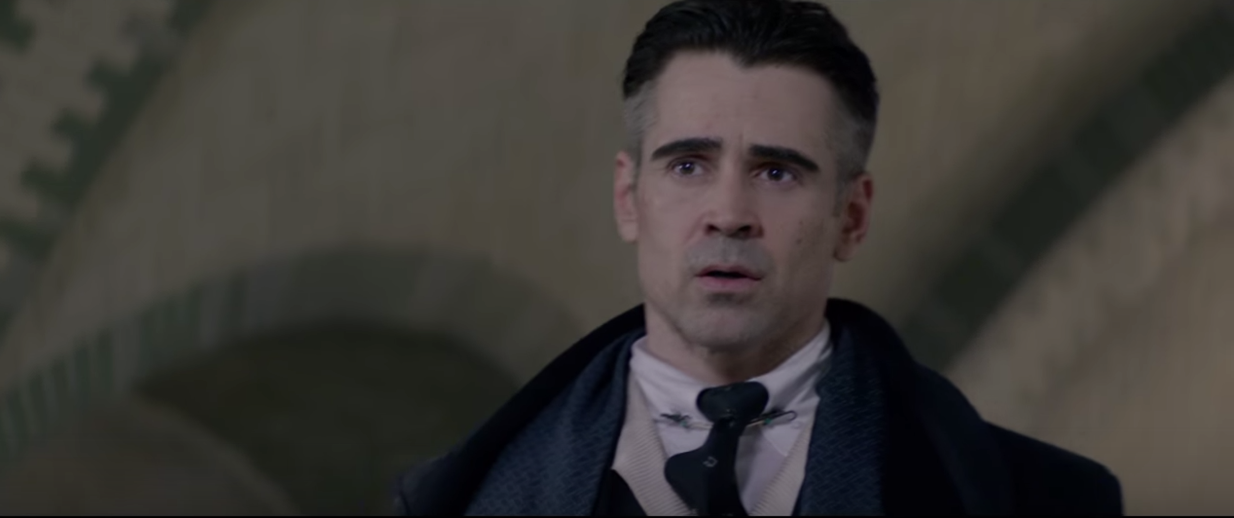 Colin Farrell as Percival Graves in Beasts