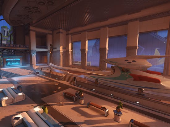 The New 'Overwatch' Map Oasis Is the Best of Both Worlds