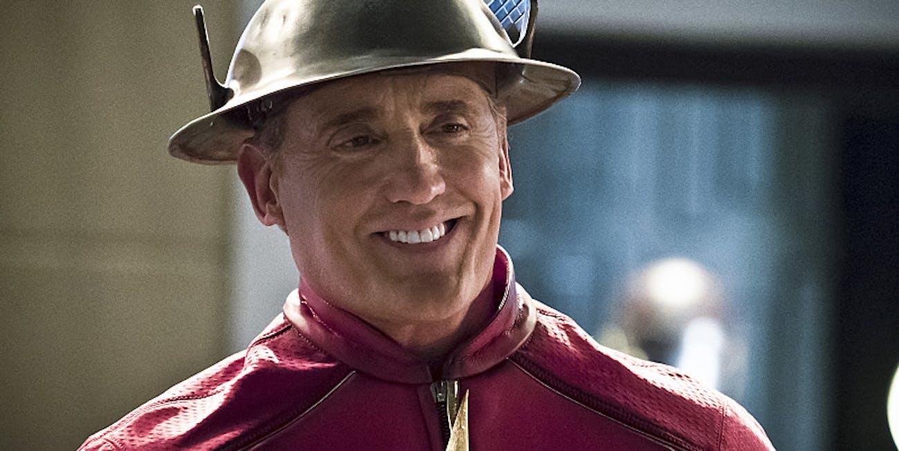 Jay Garrick The Flash Season 2