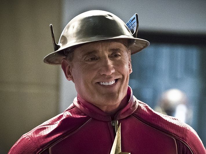 Barry Allen's Dad Would Be Pissed Off About 'Flashpoint'