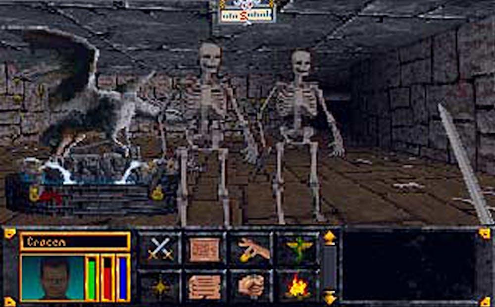 'The Elder Scrolls: Arena'