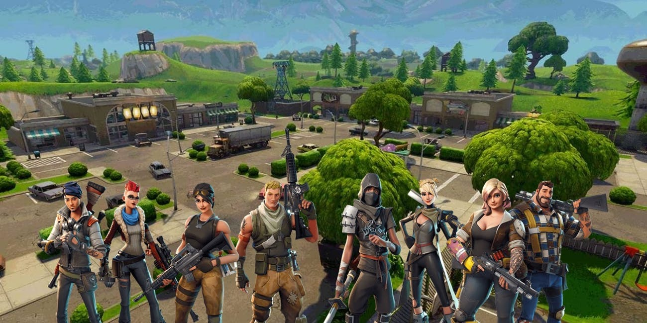 A 'Fortnite' challenge this week has you uncover the Treasure Map hidden in Retail Row, but you don't even have to go there to get the treasure.
