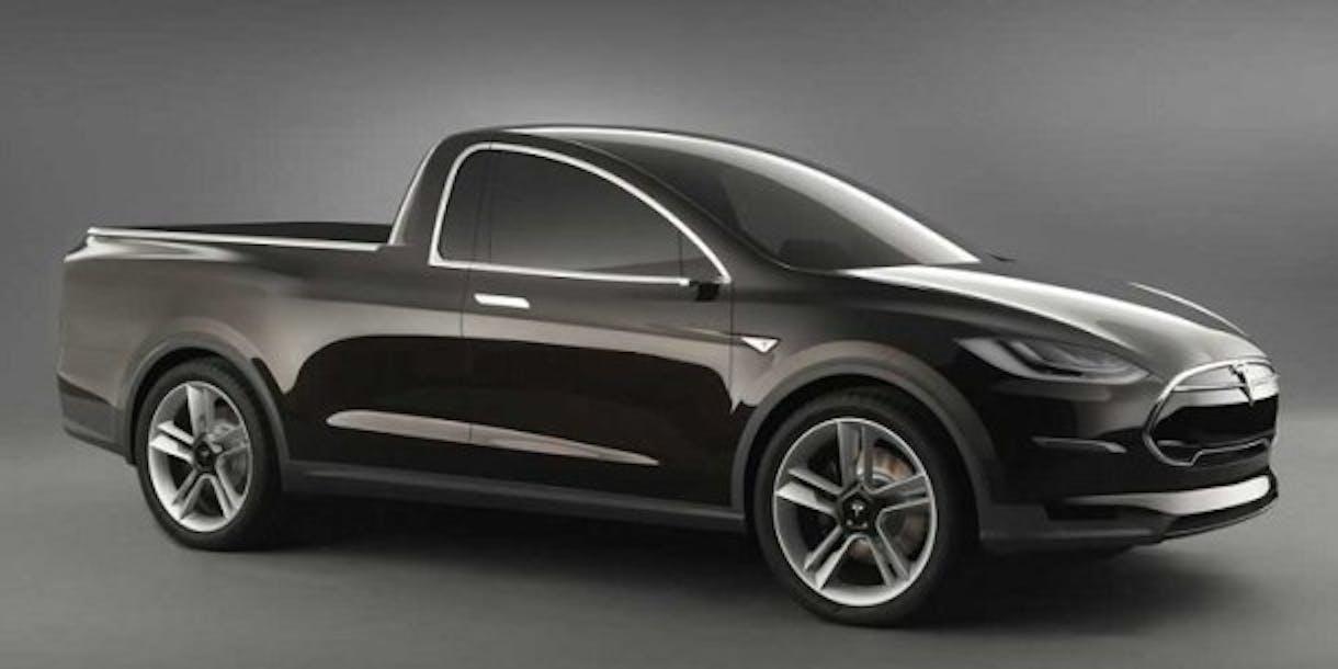 Resultado de imagen para Pickup Tesla