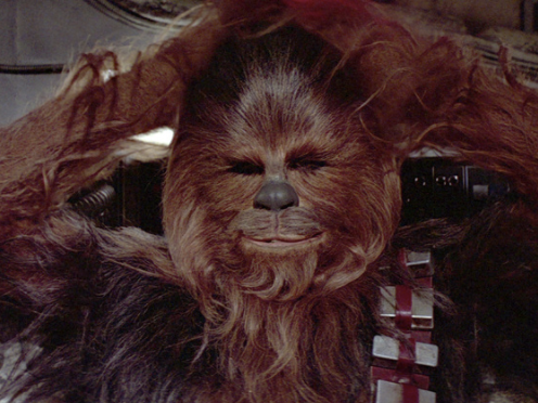 Chewbacca Rips Off an Arm in 'Force Awakens' Deleted Scene