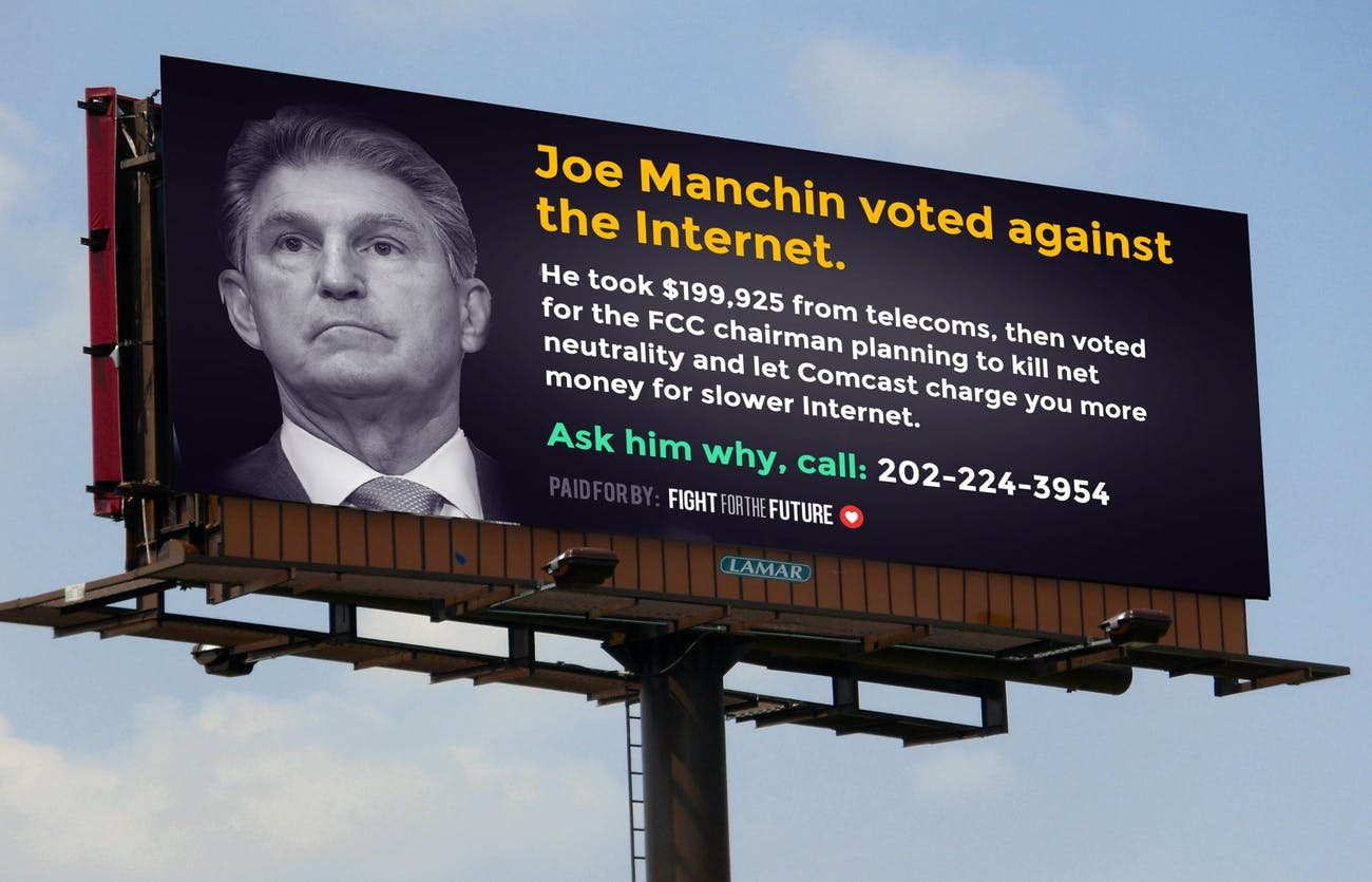 Billboard mockup.