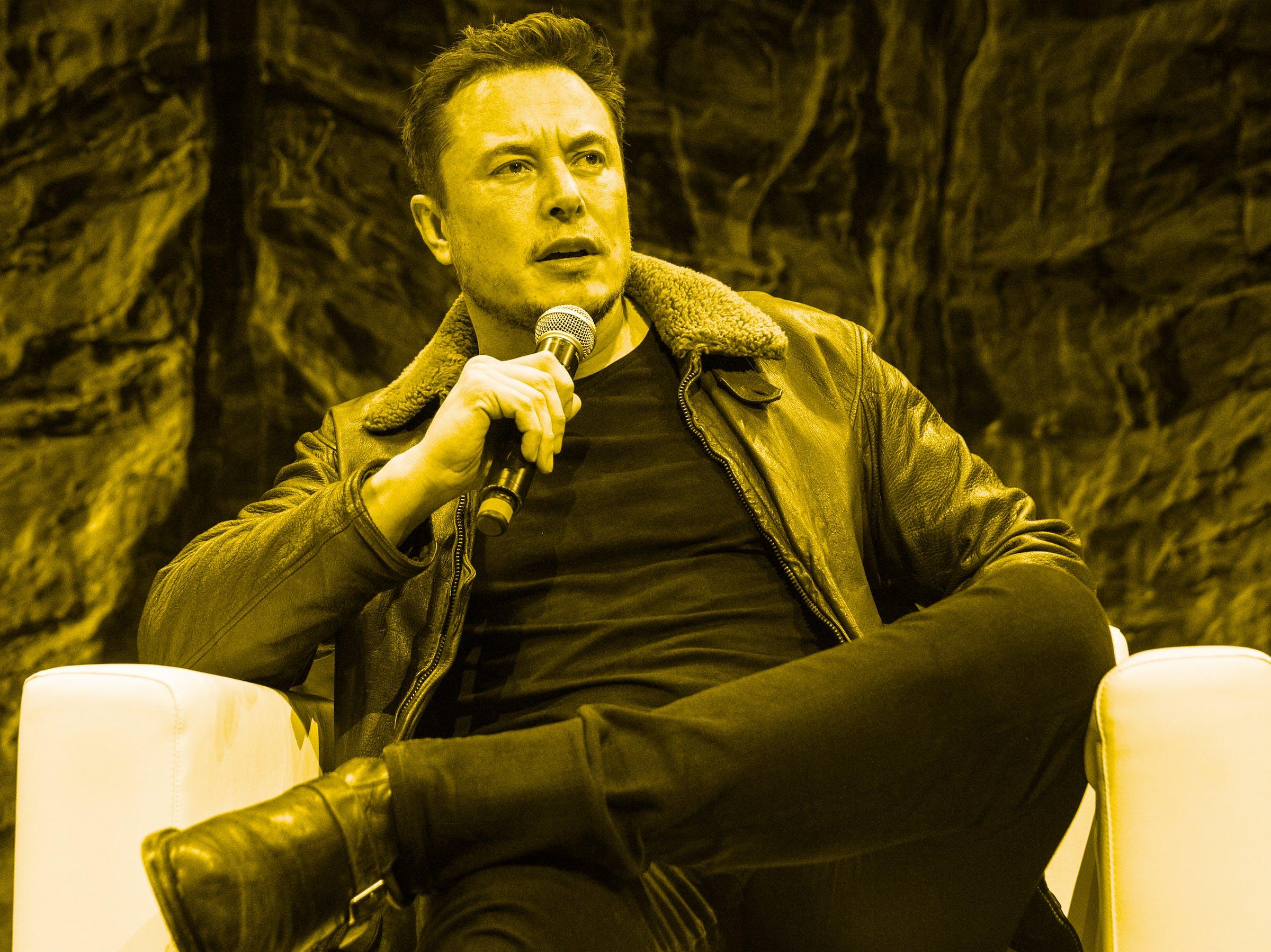Elon Musk at SXSW 2018