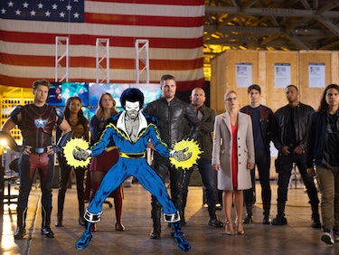 The CW Just Added Another DC Superhero Show