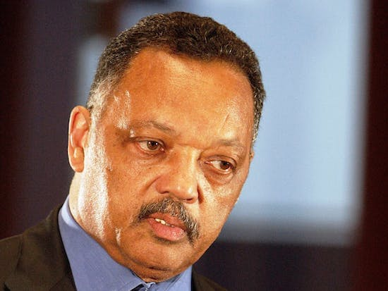 What is Reverend Jesse Jackson Doing in Silicon Valley?