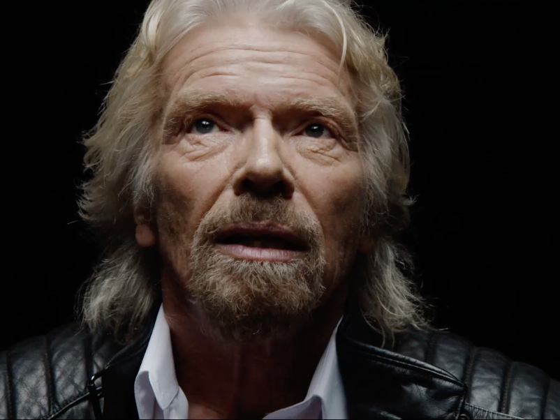 Richard Branson's Balloon Doc Shows That the Spectacle Is the Mission