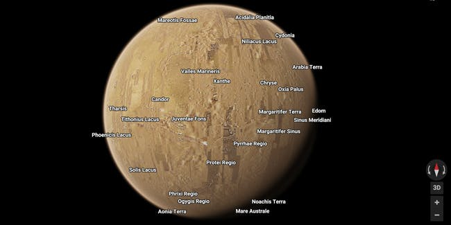 Google Maps: Here's How to See All the Newly Added Planets ...