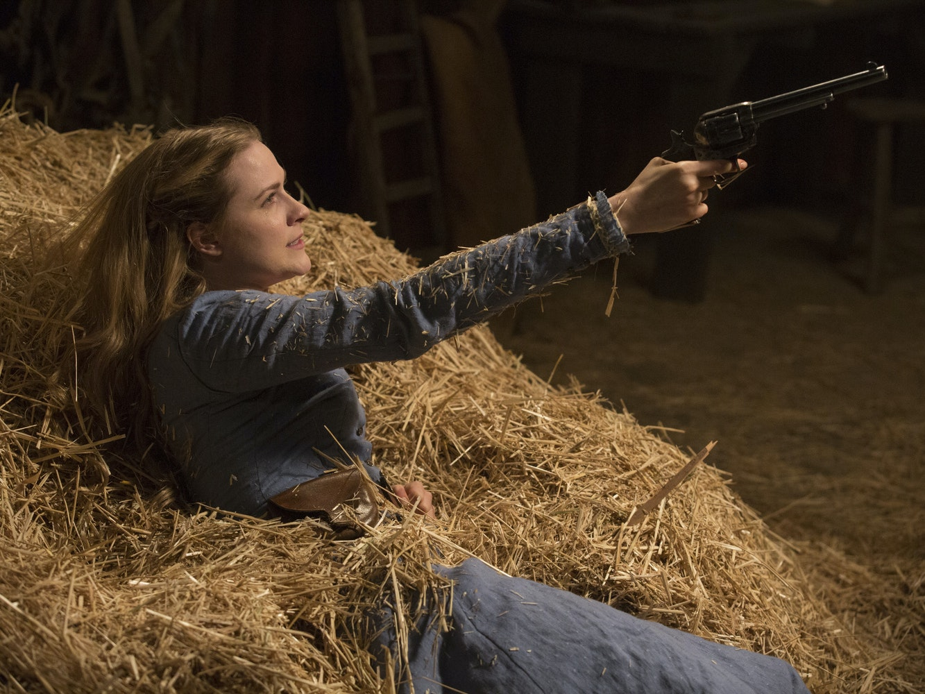 'Westworld''s Feminism Is Linked to 'Alice in Wonderland'
