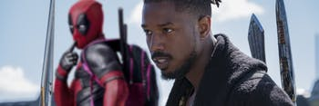 Deadpool Black Panther Erik Killmonger