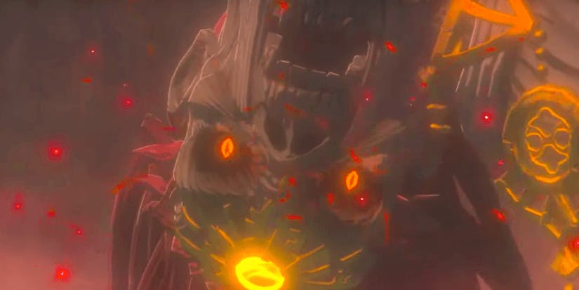Breath of the Wild 2' Reversed Audio Teases an Enemy Older