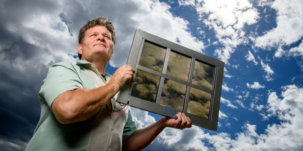 Forget Tesla's Solar Roof: This Startup Tells Us Solar Window is the Future