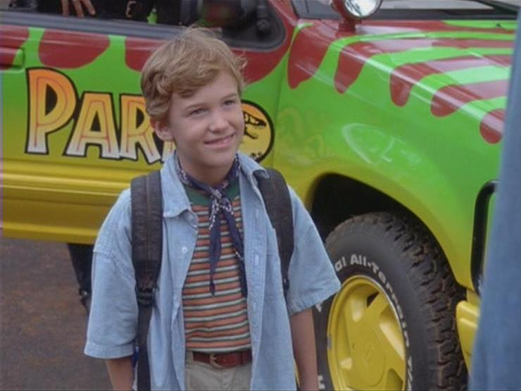 Traumatized 'Jurassic Park' Character Grows Up to Be Hilarious, Traumatized Twitter Personality