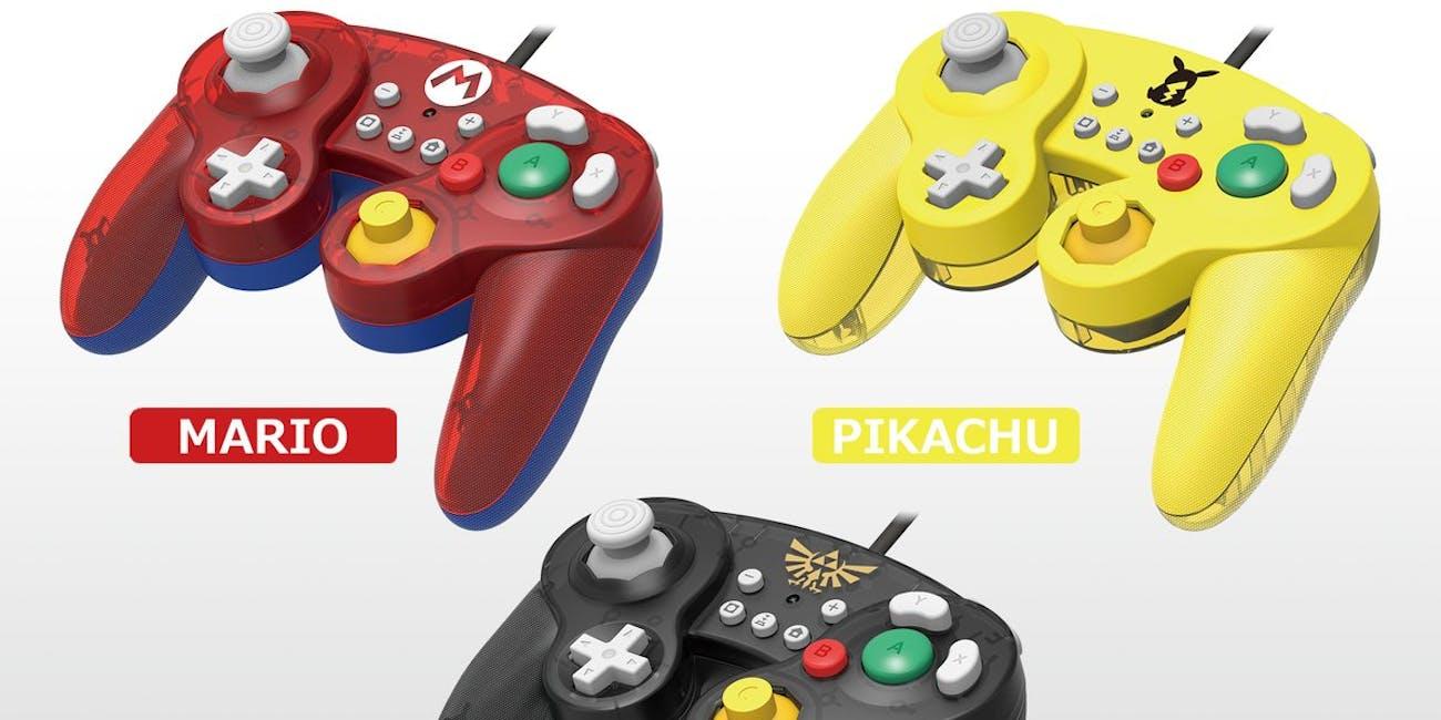 'Super Smash Bros. Ultimate' CameCube Controller