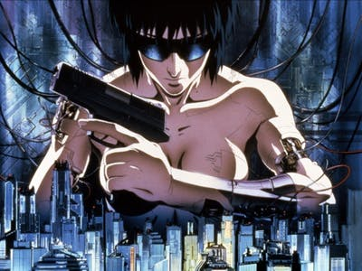 OG 'Ghost in the Shell' Returning to Theaters Next Month